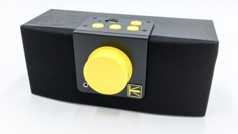 Sovereign 2 music player for visually impaired