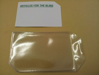 Articles for the Blind Cards_Holders set
